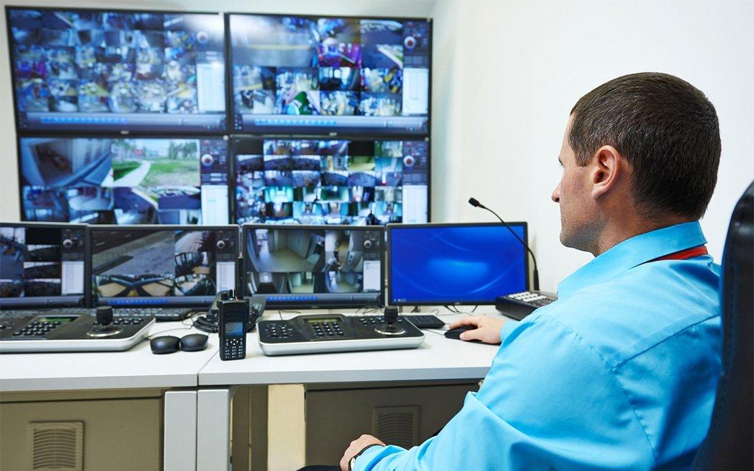 24 hour control room